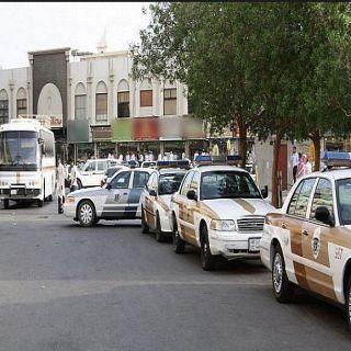 شرطة #مكة القبض على مطلق اعيرة نارية بالقرب من مركز شرطة الشرائع بعدإصابته
