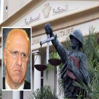 """محكمة عسكرية تُقضي بسجن الوزير البناني السابق ميشال سماحة """"13""""عاما"""
