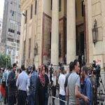 القاهرة: الأمن يغلق محكمة عابدين بعد اشتباكات بين المركزي والأهالي والنشطاء وزير مصري: قانون التظاهر باق
