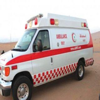 """حادث طريق عفيف غرب الرياض يُخلف """"4"""" وفيات وإصابتين حرجة"""