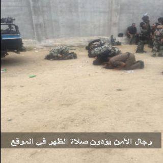 """قوات الطواريء تُنهي حصار دواعش مكة بمقتل """"4"""" منهم"""