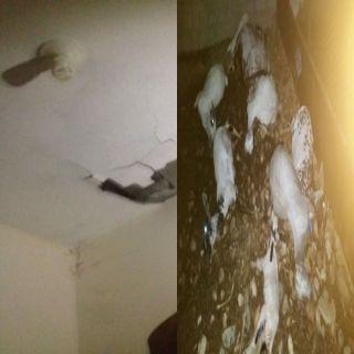 امطار #الباحة تتسبب في إنهيار صخري وصعق كهربائي لمواطن وعدد من الأغنام