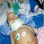 عسير - أب يدخل طفلة الرضيع للمستشفى وهو في غيبوبة تامة ثم يختفي الأب