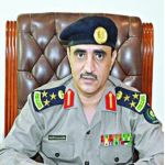 عرعر - العميد الزهراني يتفقد إدارة الدفاع المدني بمحافظة طريف