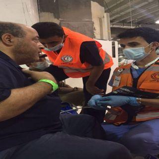 هلال #الباحة يُنهي استعدادات الفرق التطوعية للمشاركة في #موسم_الحج