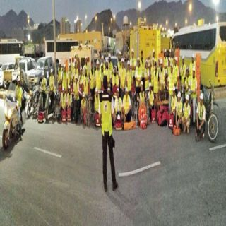 بالصور - فريق غوث السعودي يُشارك في موسم الحج بطواقم طبية وإسعافية