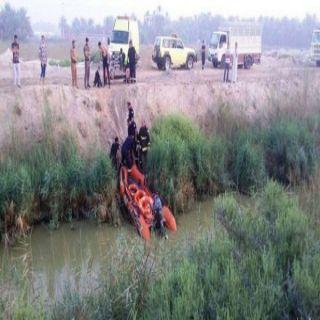 انتشال جثة شاب سقط في مياه صرف زراعي بالأحساء بعد أصطدام دراجته بمركبة