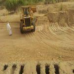 اهالي وادي بقرة يطالبون بتدخل فرع وزارة الزراعة والمياة ببارق لإنقاذ اوديتهم