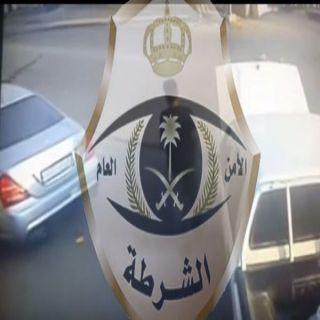 شرطة #جدة القبض على شخص بحالة سكر مُتهم بحرق مركبة مواطن