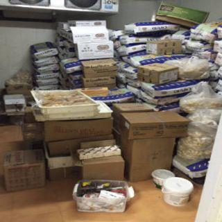 إيقاف عمل مخبز حلويات بـالدمام و الإنذار بإغلاقه بعد ان تم رصد عدد من المُخالفات