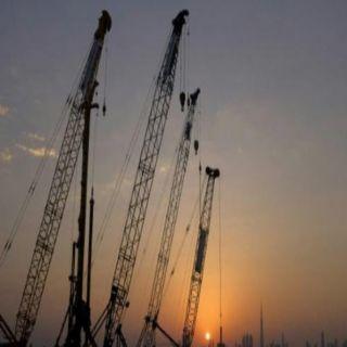 حاكم #دبُي يُدشن مشروع بناء أعلى برج في العام بخور دبي