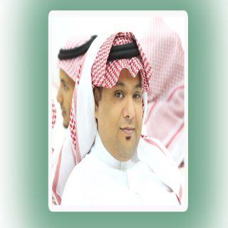 عبد العزيز يُضيء منزل رئيس تحرير صحيفة خاط أحمد الشهري