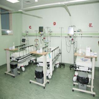 صحة #القصيم تُشغل وحدة العناية المتوسطة بمستشفى الولادة والأطفال ببريدة