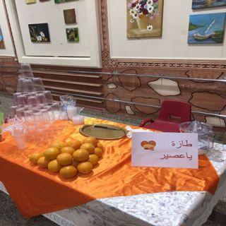 أطفال #عسير المعاقين .. يحتفلون في يوم الغذاء العالمي