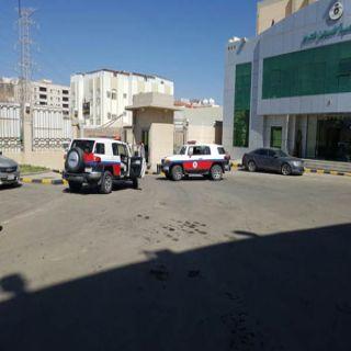 الشرطة العسكرية بسجون #الباحة تُنفذ خطة فرضية لإعتداء مُسلح على السجن