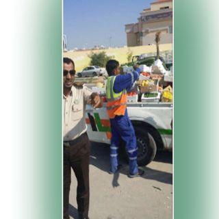 بلدية الظهران توجه أكثر من 1811انذاراً ومُخالفة وتثغلق 48 منشآة