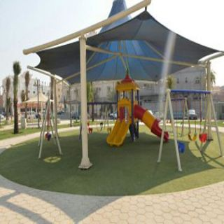 أمانة#جدة تفتتح حديقة الأجاويد بحي الأجاويد جنوب جدة