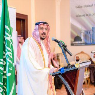 أمير القصيم الدولة تولي بالغ الاهتمام بإعمار المسجد