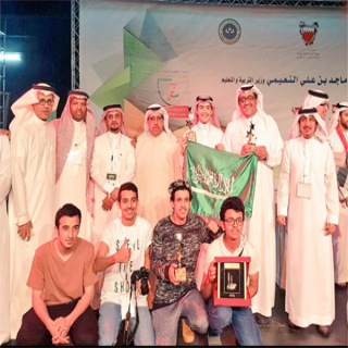 4 جوائز خليجية لـ #تعليم_عسير في مهرجان المسرح بمملكة #البحرين