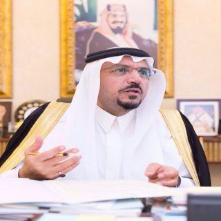 الأمير فيصل بن مشعل جهود أمين القصيم متميزة في مشروع طريق الملك عبدالله