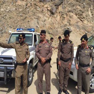 شرطة #عسير تُطيح بعدد من مُخالفي الإقامة وتُمشط اودية وجبال المُحافظات