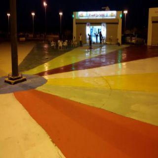 رئيس بلدية #بارق يوجه بتجهيز حديقة خبت آل حجري لإستقبال المتنزهين