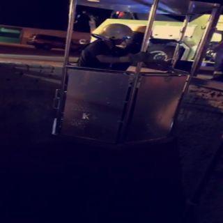 مدني #الرس يُنفذ عامل سقط في بئر بمزرعة على طريق الخشيبي