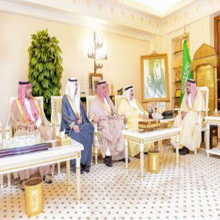 أمير #القصيم على الغرفة التجارية دور في تنمية المنطقة وخدمة شبابها
