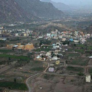 العثور على جثة افريقي متوفي بقرية نعص شرق ثلوث المنظر