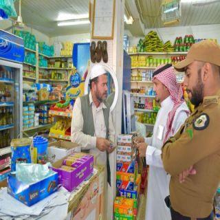 """حملة """" كن نظامي """" تضبط 25 مخالف لنظام الاقامة والعمل بمنطقة #القصيم"""