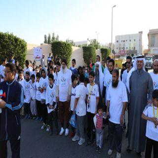 محافظ #البكيرية يرعى مبادرة المشي (قول وفعل) بنادي الحي.. الاربعاء المقبل