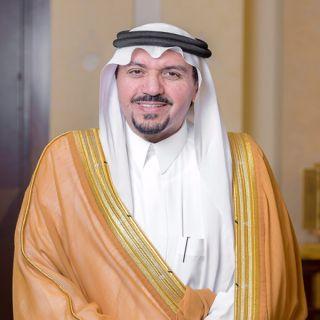 سمو أمير منطقة #القصيم يتلقى برقية شكر من سمو ولي العهد