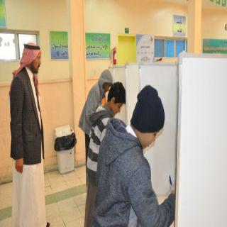 طلاب عسير ينتخبون ممثليهم في المجلس الطُلابي عبر صناديق الاقتراع