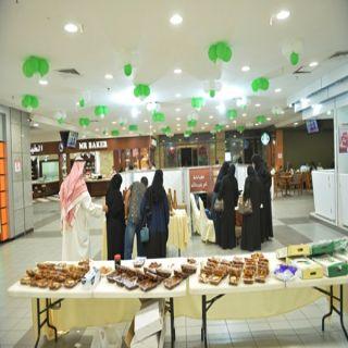 السكري والخلاص الأكثر طلبا و ٣٠ طنا من التمور الفاخرة بمهرجان تمور القصيم بـ #الكويت