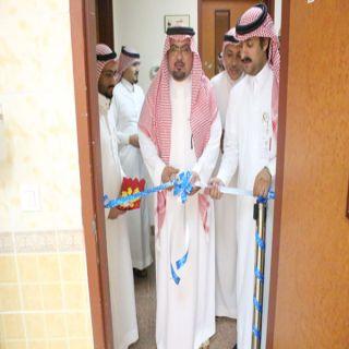 مُحافظ القرى بـ #الباحة يتفقد مستشفى القرى العام  ويفتتح عيادة مكافحة التدخين