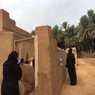 عدسات إعلاميات #الخليج ترصد معالم #القصيم التراثية والسياحية