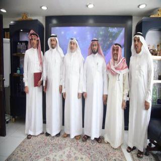 تعليم مكة وعبدالصمد القرشي يزفان 21 فائزاً وفائزة بجائزة التميز