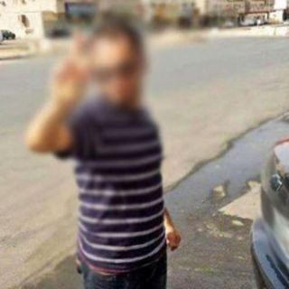 """السوري """"سامر لبابيدي"""" في قبضة شرطة #الرياض"""