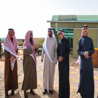 أمين #القصيم يقف ميدانياً على المشاريع والخدمات البلدية في محافظة #البكيرية