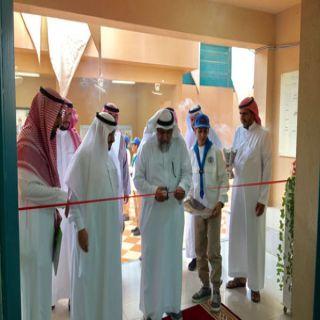 """مساعد المدير العام للشؤون التعليمية  يدشن مركز التدريب التربوي  بمكتب تعليم شرق مكة """" بنات"""""""