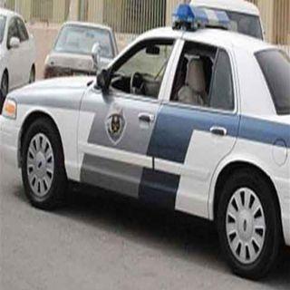 شرطة #الرياض تقبض على حدث ظهر في مقطع فيديو يفحط أمام الدورية