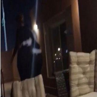 ضبط وافدين من جنسيه عربيه ظهروا في حفل مختلط في #جدة