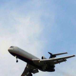اختفاء طائرة روسية من نوع توبوليف تو-154 متجهة إلى #سوريا تحمل91 راكباً