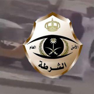 تحريات شرطة #الرياض تضبط شابين تجولا بصحبة فتاة مُتبرجة