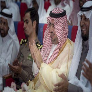 محافظ #محايل يشهد لقاء الخميس بمركز الأمير نايف الحضاري .