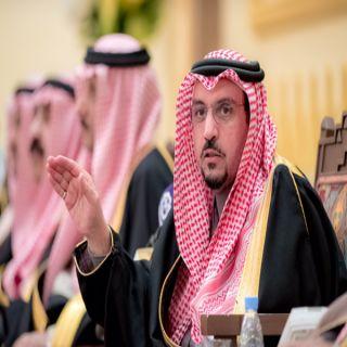 """أمير #القصيم منبر الجمعة """"أمانة"""" اؤتمن عليها الخطباء من ولاة الأمر"""