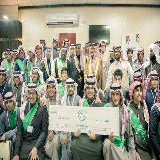 سياحة #القصيم تكرم فائزيها بجوائز ألوان السعودية