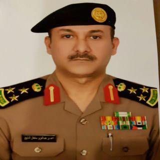العميد الدليوي مديراً للدفاع المدني بمنطقة #الباحة