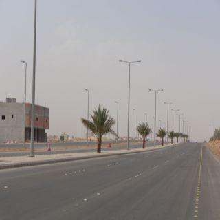 أمانة القصيم تنهي تنفيذ أجزاء من محور طريق السلام بـ #بريدة