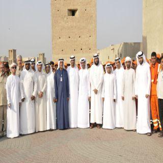 """""""الاتحادية للموارد البشرية"""" تطلق حملة تطوعية لدعم مبادرة """"شتاهم دافي"""" بـ #دبي"""